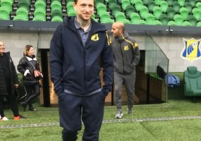 Павел Мамаев вернулся на стадион ФК «Краснодар», он сыграет в товарищеском матче