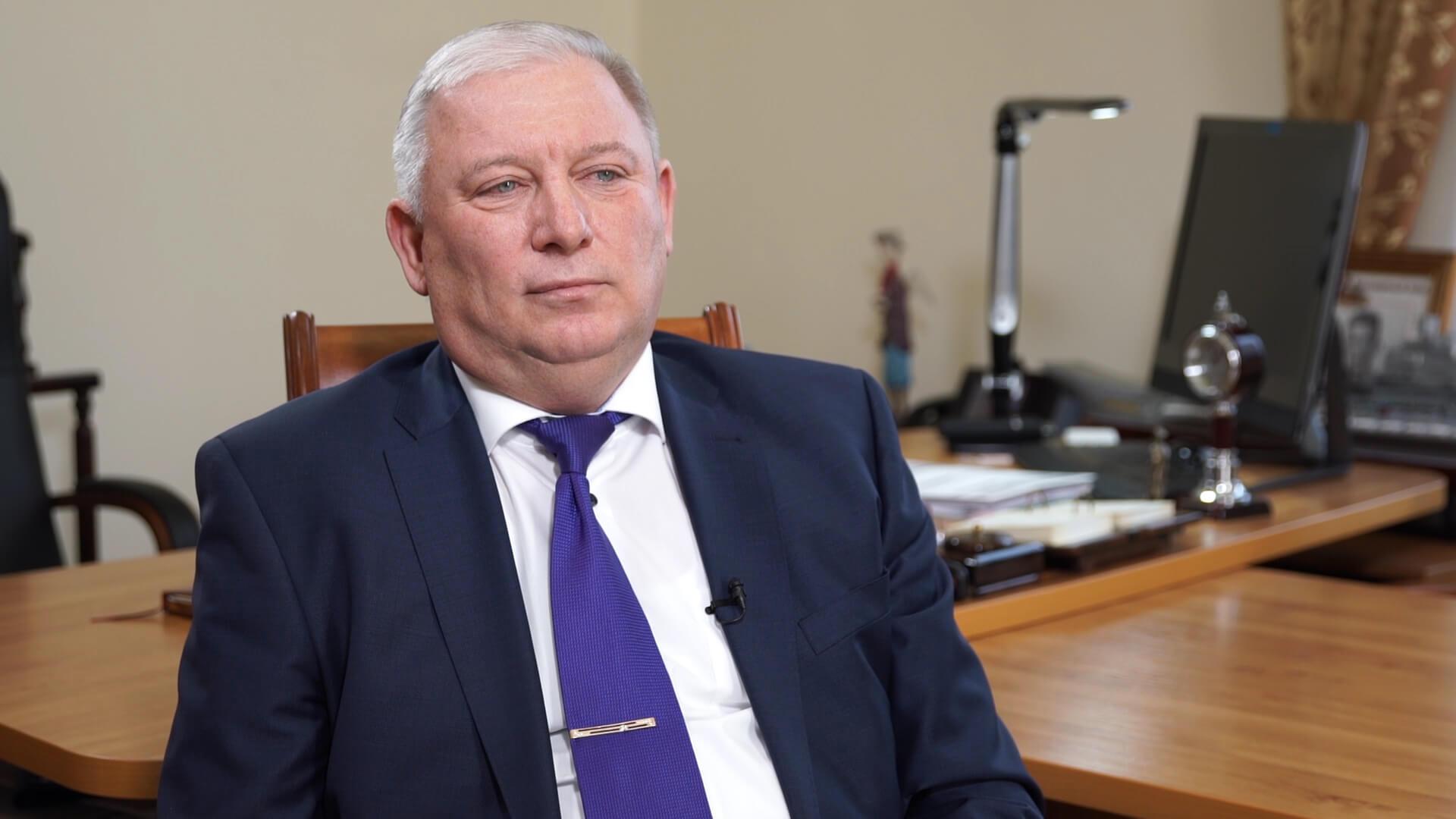 Интервью с вице-губернатором Краснодарского края Анатолием Вороновским