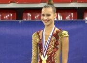 В Краснодаре прошло первенство края по художественной гимнастике