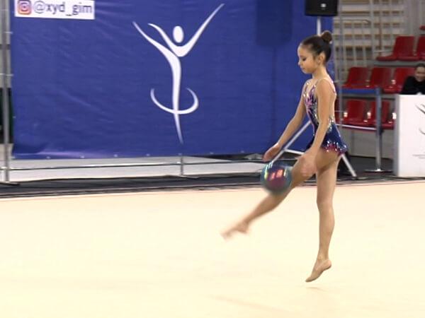 Кубок губернатора Кубани по художественной гимнастике: итоги первого дня