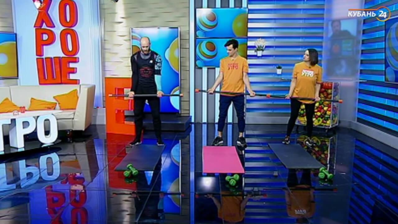 Тренер Кирилл Постоялкин: функциональная подготовка помогает в быту