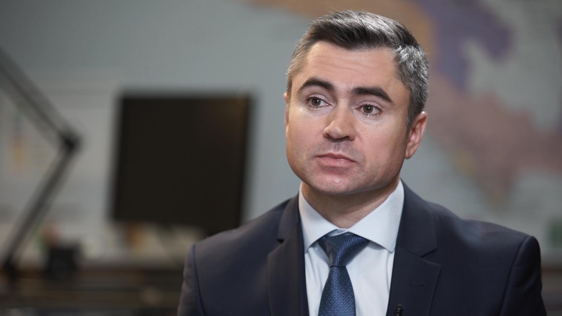 Интервью с министром экономики края Александром Руппелем