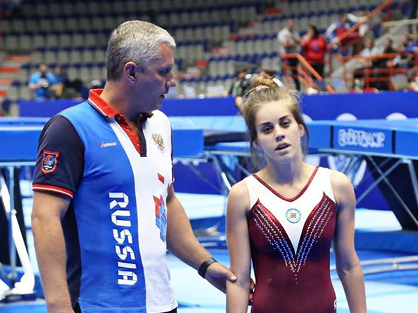 Муслим Гаджимагомедов и Сусана Кочесок стали номинантами спортивной премии