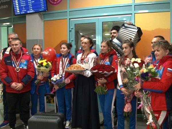 Какие награды завоевали кубанские спортсмены в декабре 2019-го