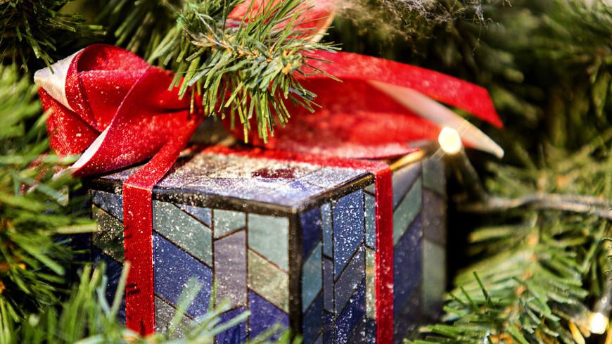 дети, сладости, подарки