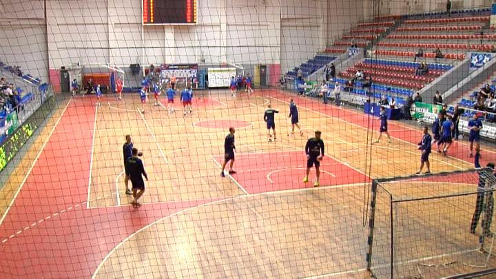 Как ГК СКИФ сыграл с астраханским «Динамо» в домашнем матче Суперлиги