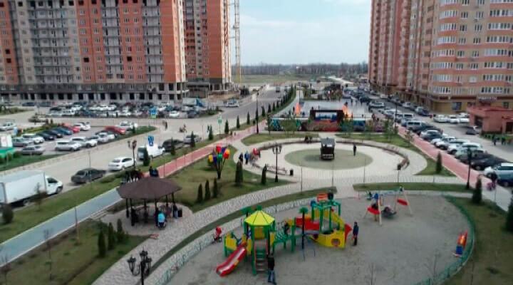 В Краснодаре сдали в эксплуатацию новый литер в ЖК «Губернский»