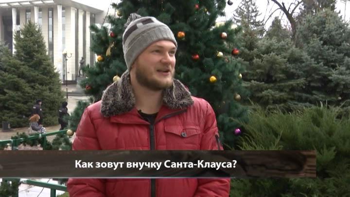 Гандболисты СКИФа ответили на вопросы о Новом годе