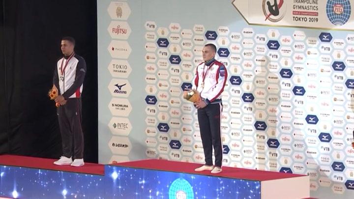 Гимнаст Александр Лисицын претендует на премию «Спортсмен Кубани — 2019»