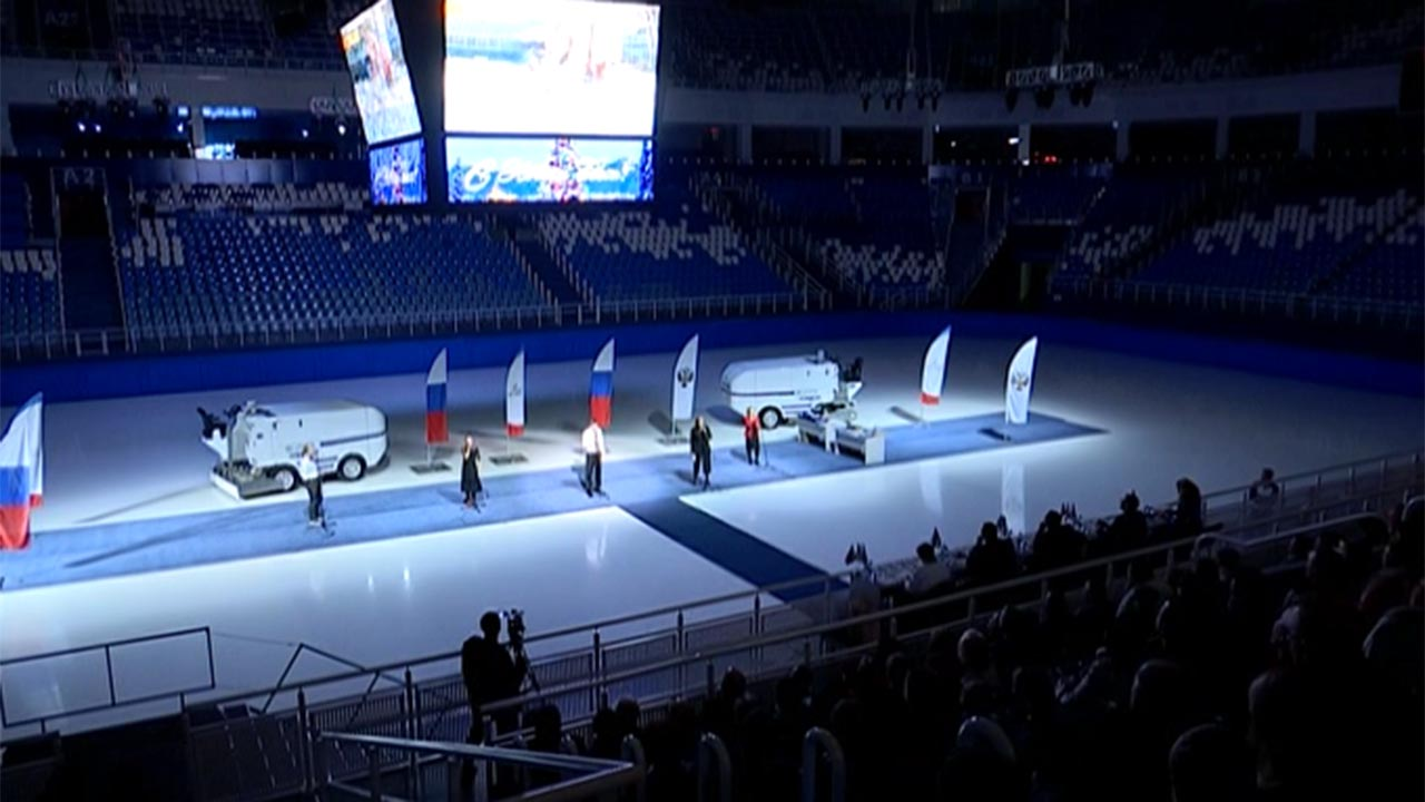 В Сочи центр спортивной подготовки «Юг Спорт» подвел итоги года