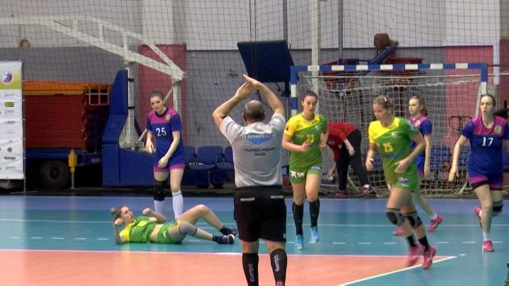 Как ГК «Кубань» сыграл против «АГУ-Адыиф» в матче Суперлиги