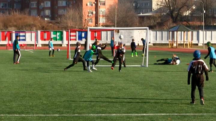 В Краснодаре завершился осенний турнир Лиги дворового футбола