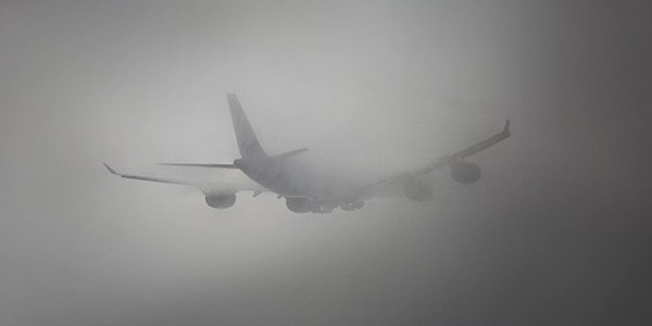 В аэропорту Краснодара из-за тумана задержали три рейса