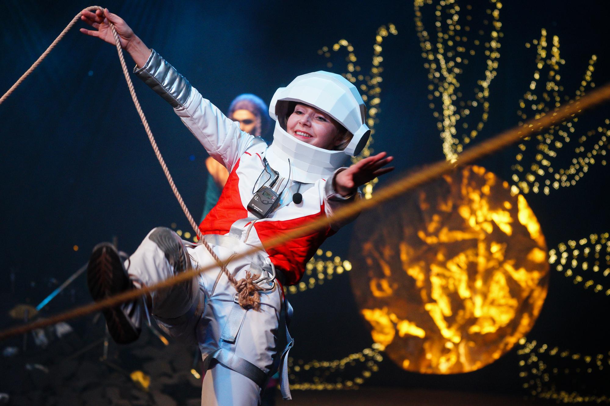 Премьера «Звездных историй» в Краснодарском Молодежном театре