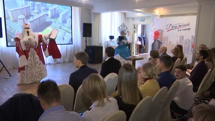 В Краснодаре начался старт продаж второй очереди жилого комплекса «Дружный»