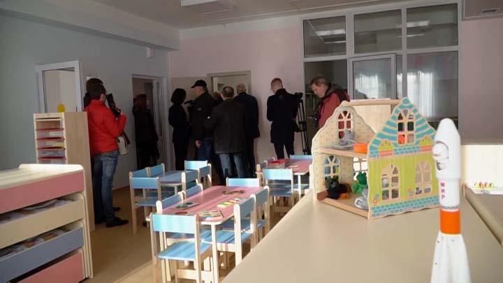 В Анапе открыли детский сад «Орленок»