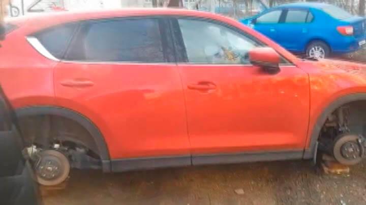 В Краснодаре возросло число автомобильных краж: как обезопасить себя от них?