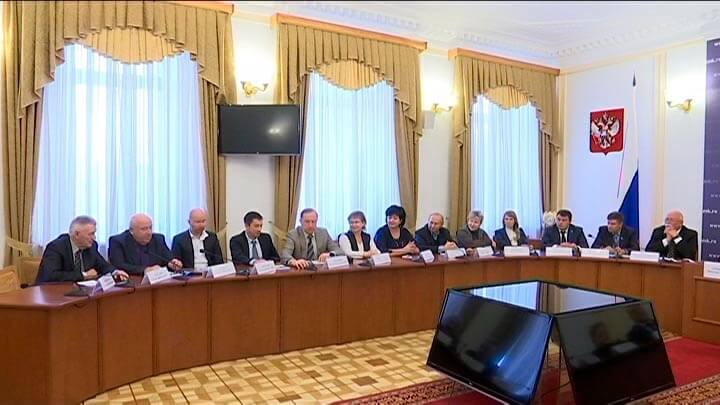Юбилей ЗСК: о чем говорили на заседании в честь 25-летия кубанского парламента