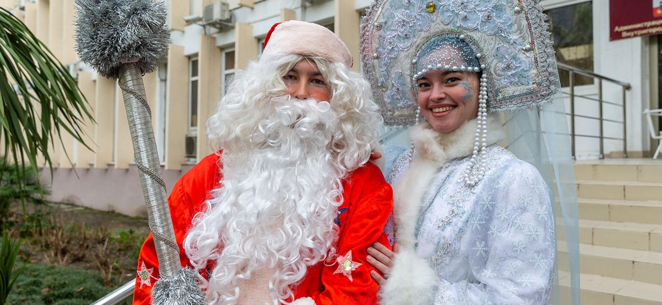 Дед Мороз по вызову: сколько стоит детский праздник в Краснодаре?