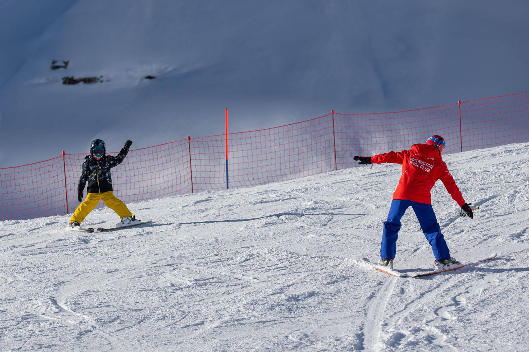 Открытие горнолыжного сезона на курорте «Красная Поляна» в Сочи