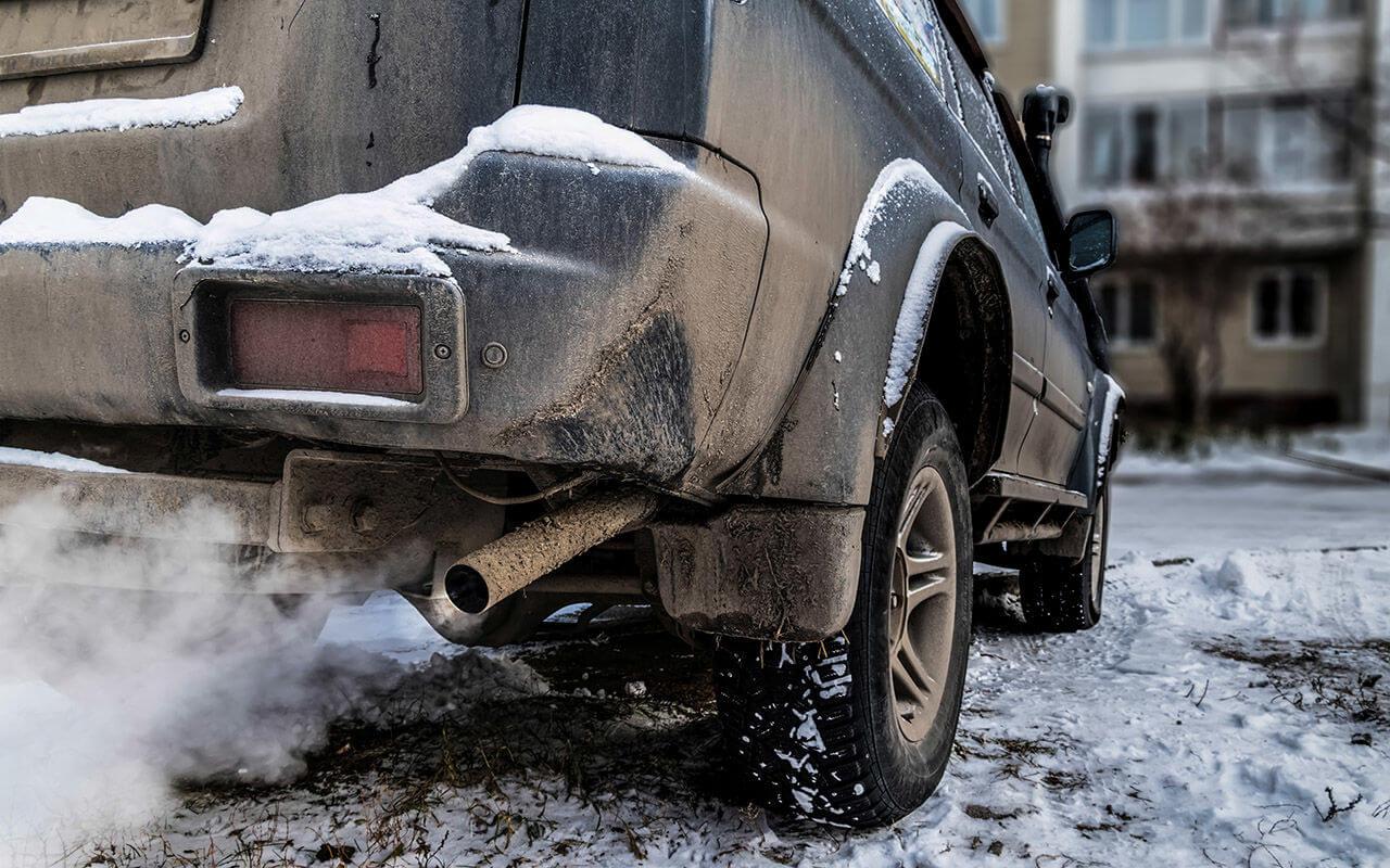 Эксперты рассказали, как правильно прогревать автомобиль зимой
