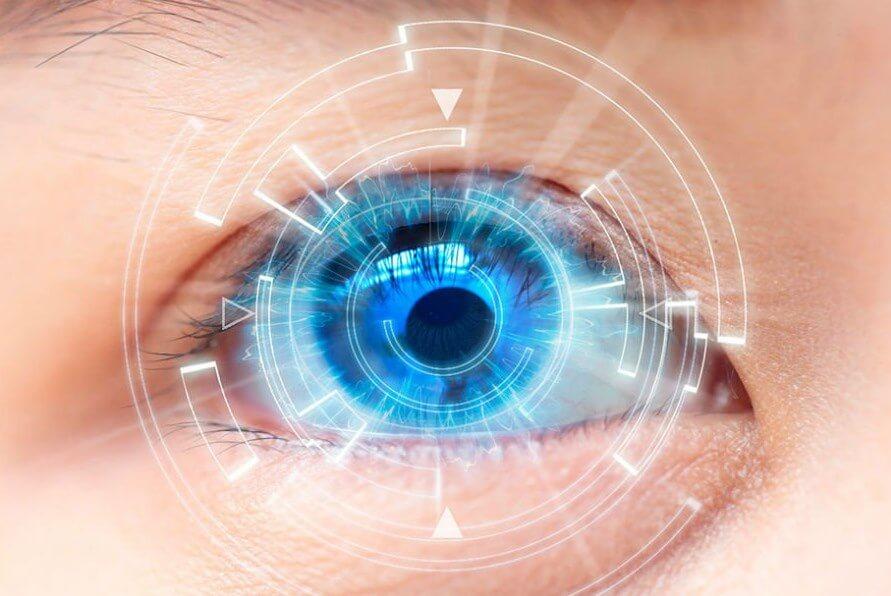 В Южной Корее создали контактные линзы-AR с функцией беспроводной зарядки