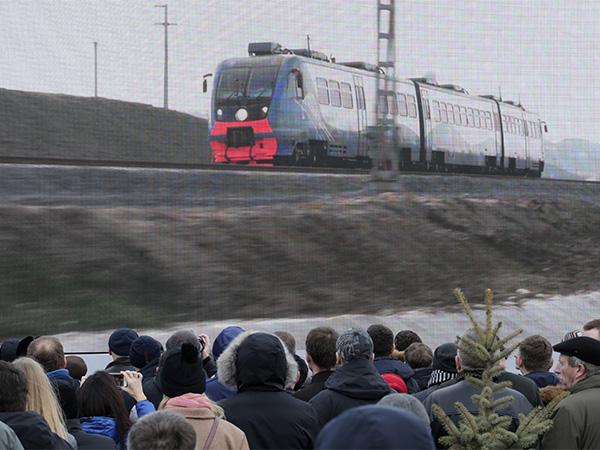 Гарантийный срок эксплуатации Крымского моста — 100 лет