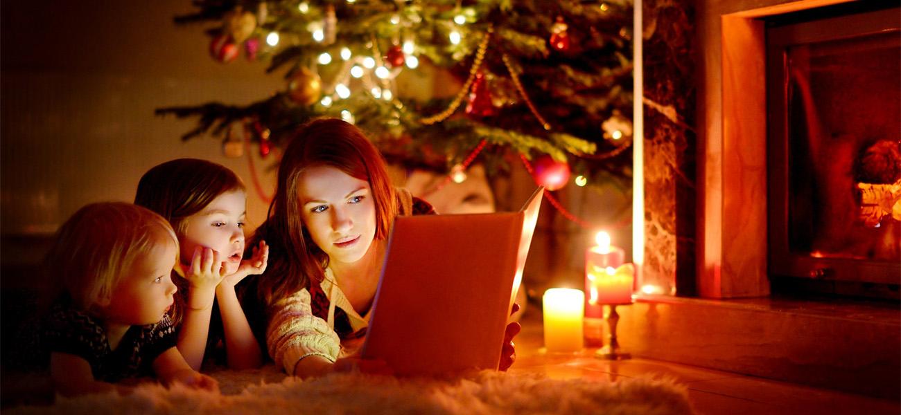 7 книг для новогодних каникул