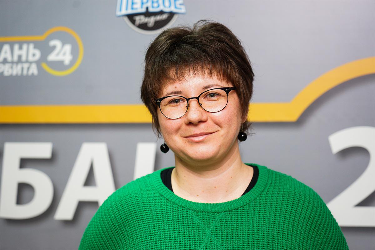 Айгуль Трофимова