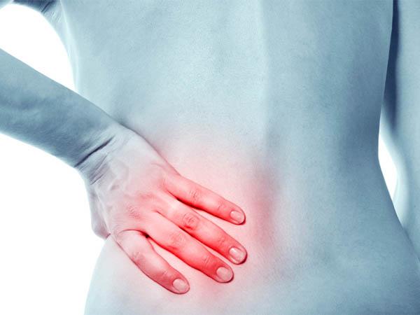 Как убрать боль в спине за одну минуту