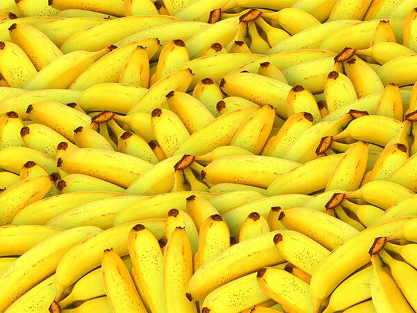 банан, депрессия