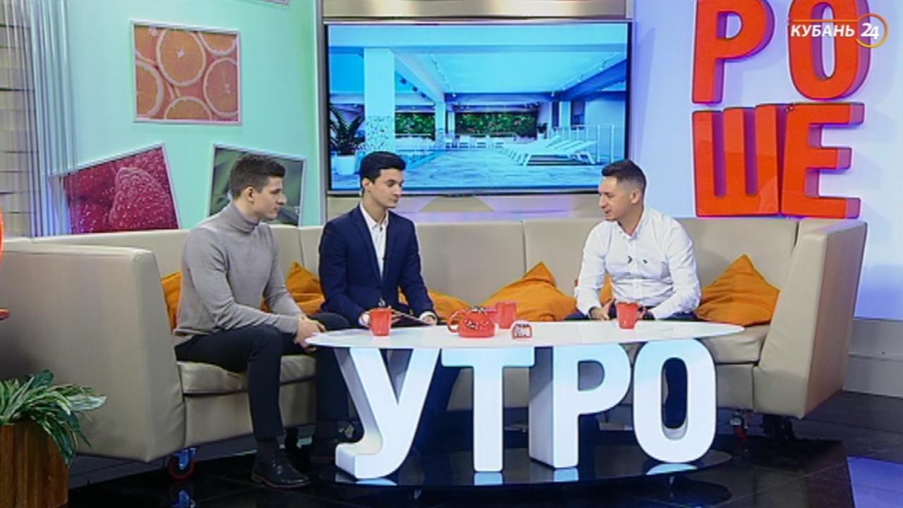 Гендиректор клубов Orange Fitness Сергей Баранов: пилатес приведет тело в тонус