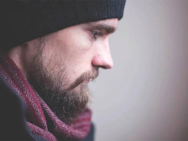 Сезон гриппа: зимой борода опасна для здоровья