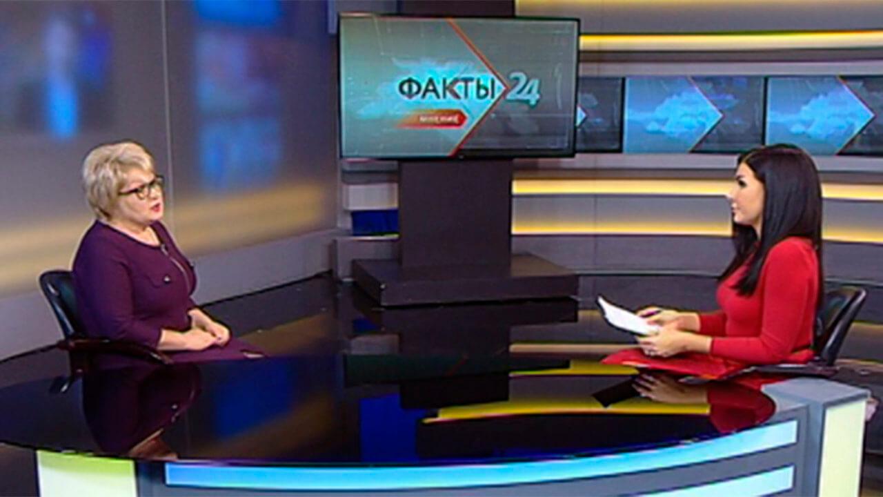Елена Бескоровайная: кризисный центр не ограничивает женщин в сроках пребывания