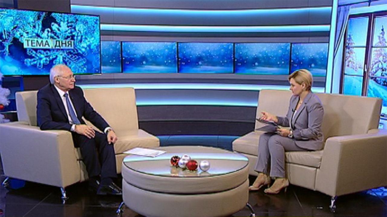 Михаил Чебанов: задача нашего центра — сохранить генофонд редких рыб