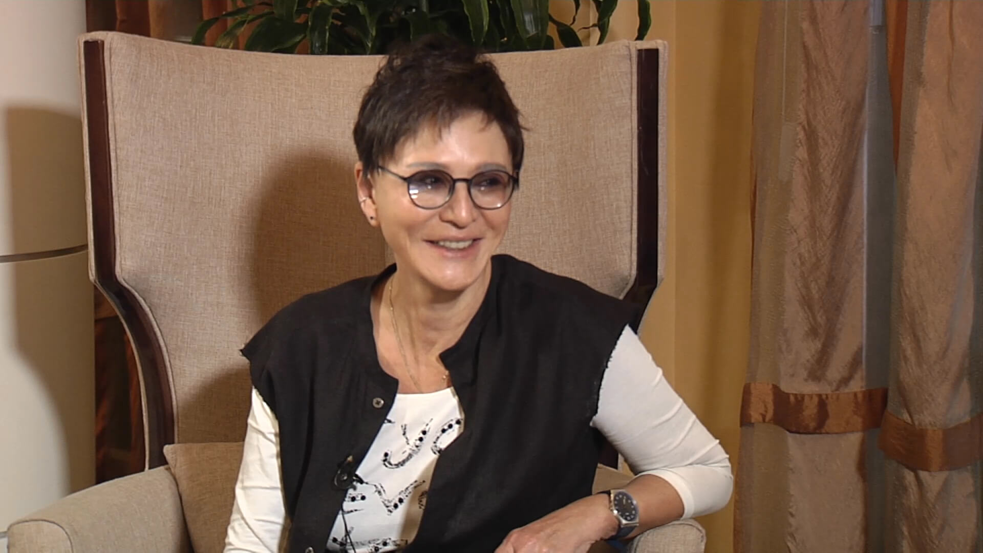Журналист Ирина Хакамада: легкой жизни не будет