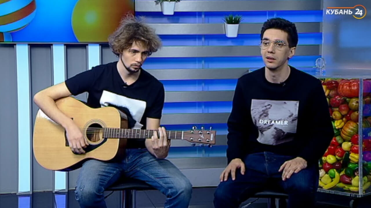 Фронтмен группы «Тайлер Дерден» Евгений Бондарь: мы сыгрывались два года