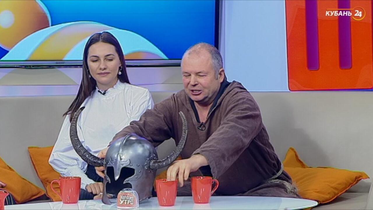 Владимир Владимиров: на выставке «Рыцари и богатыри» можно будет увидеть доспехи