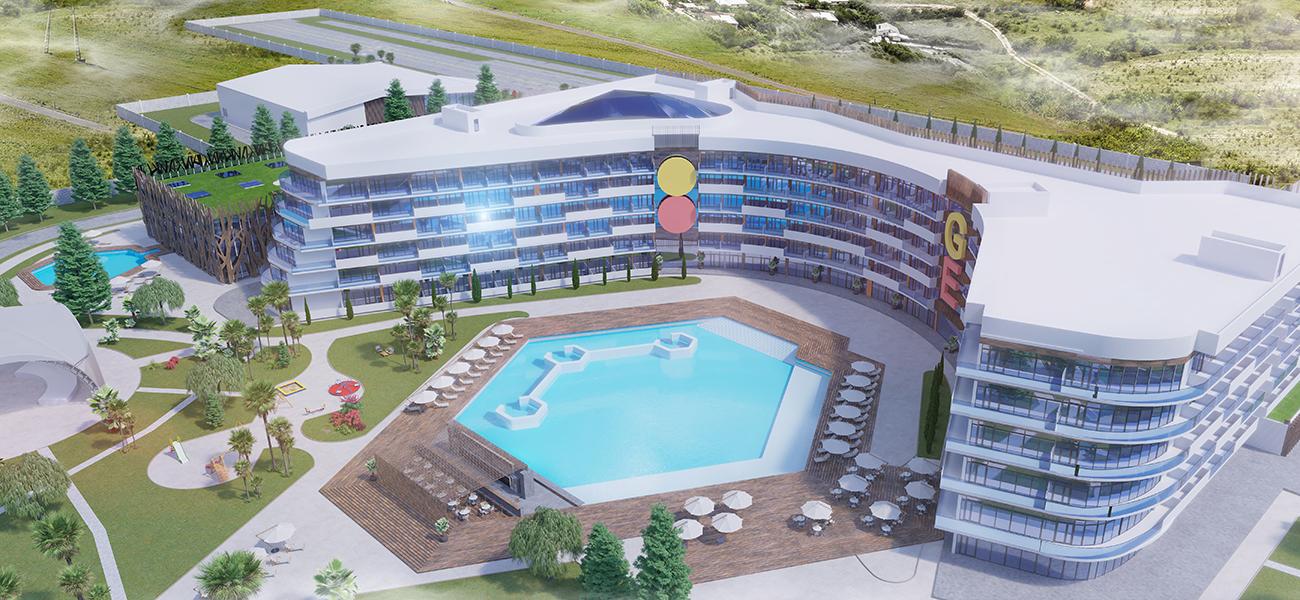 В состав курорта Miracleon войдут анапские отели и детский лагерь