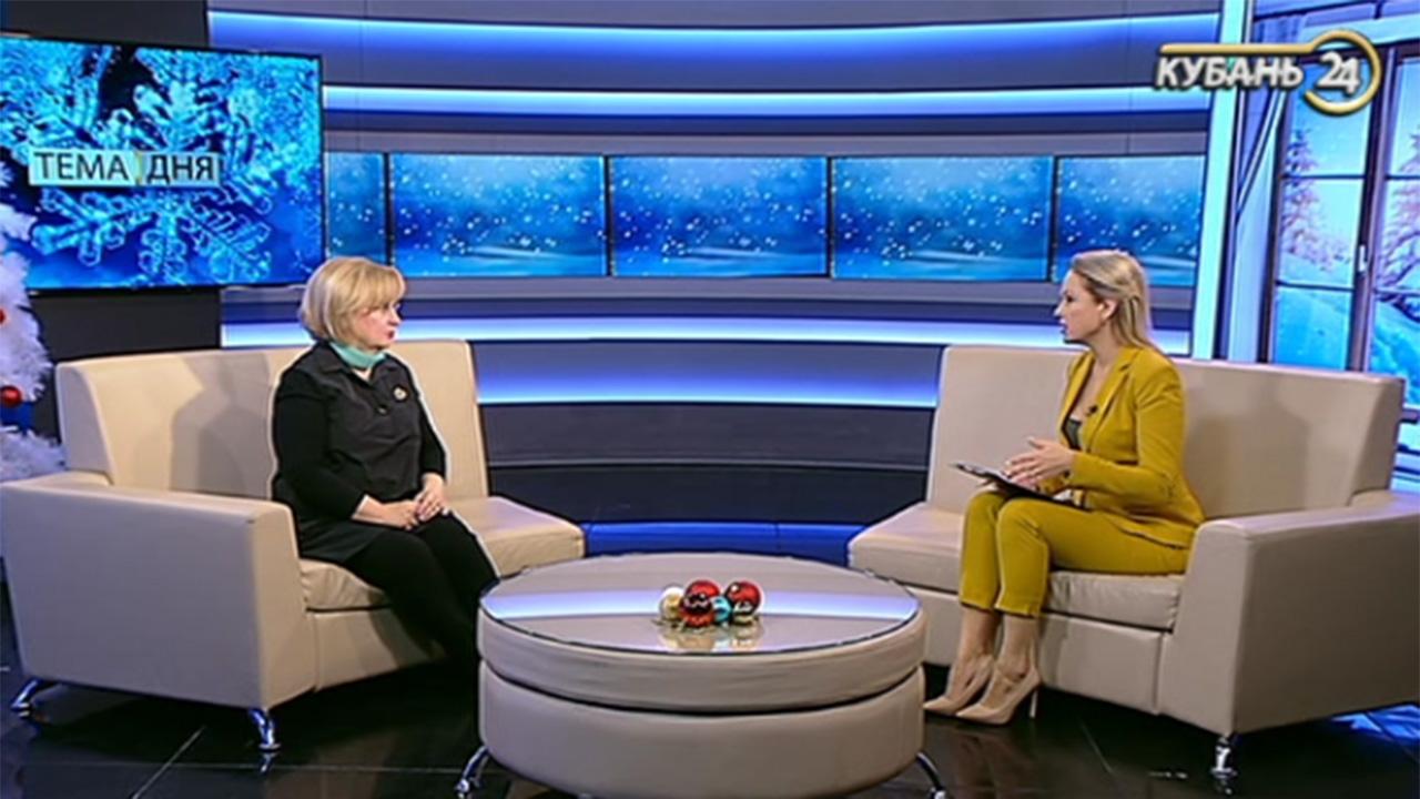 Людмила Воронина: сельское хозяйство Кубани — драйвер экономики