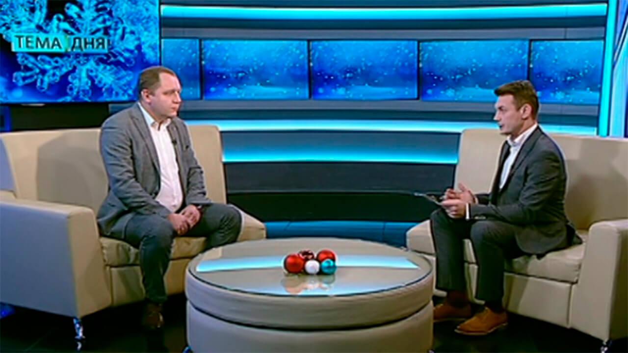 Константин Юров: развитие систем мелиорации увеличит темпы производства в АПК
