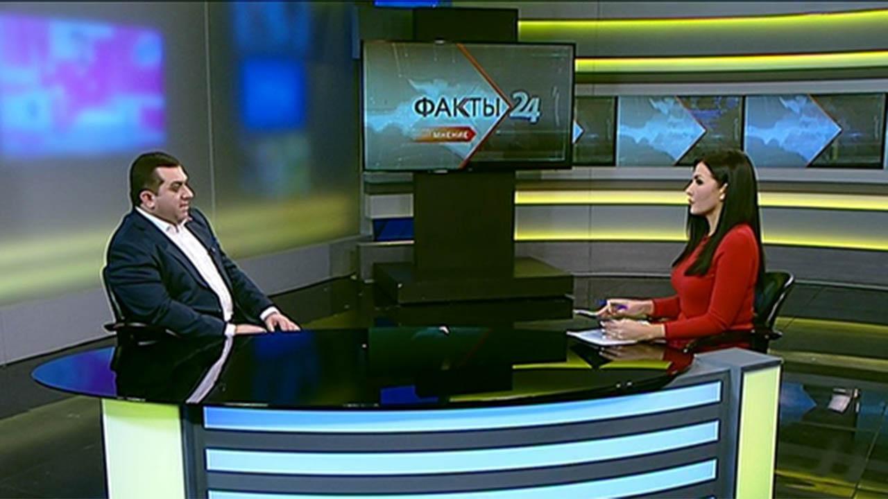Эрик Арутюнов: всех желающих обучим рабочим профессиям