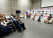 Вениамин Кондратьев рассказал юнкорам о людях, повлиявших на его жизнь