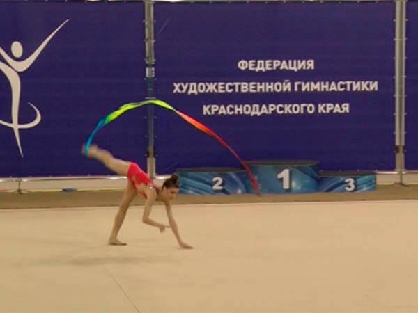 Как прошло в Краснодаре первенство ЮФО и СКФО по художественной гимнастике