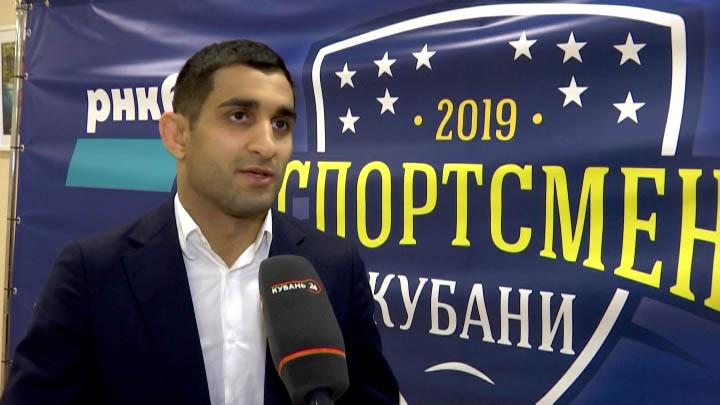 Марянян до получения премии «Спортсмен Кубани — 2019» провел успешный сезон