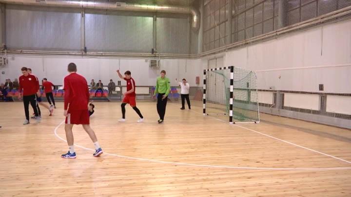 ГК СКИФ провел товарищеский матч против «Таганрога-ЮФУ»