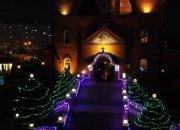 В Краснодаре храм Рождества Христова украсили к престольному празднику