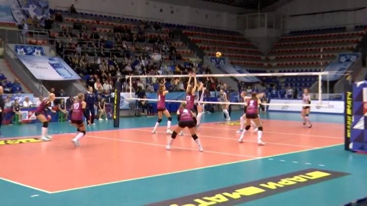 ВК «Динамо» дома обыграл белорусскую «Минчанку»