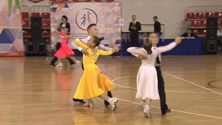 В Краснодаре завершились краевые старты по танцевальному спорту