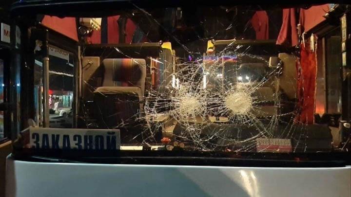 В Краснодаре полицейские разбираются в серии нападений на вахтовые автобусы